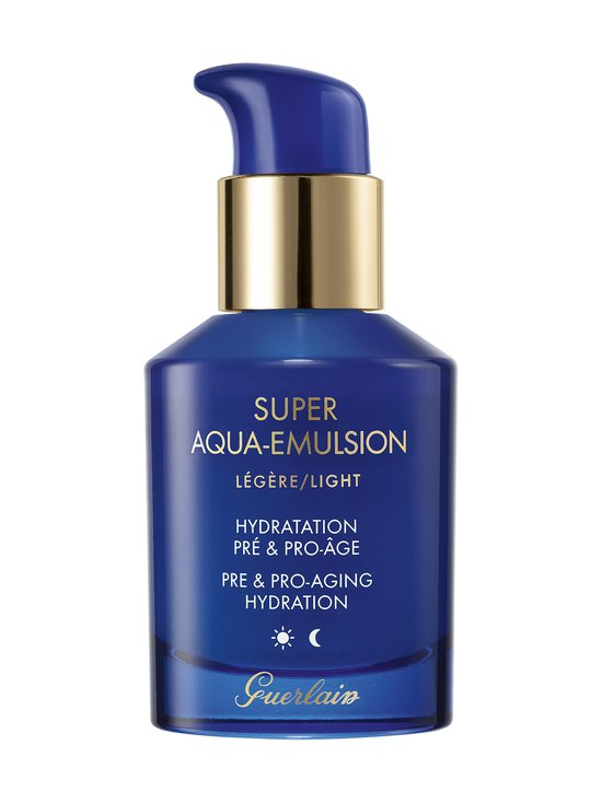 Guerlain - Superaqua Light Emulsio Pump -kasvoemulsio 50 ml - NOCOL | Stockmann - photo 1