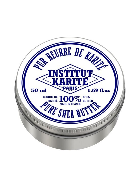 Institut Karite - 100 % Pure Shea Butter Fragrance-Free % -karitevoi 100 ml - NOCOL | Stockmann - photo 1