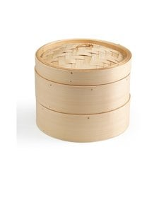 Ken Hom - Bamboo Steamer -höyrytyskori 20 cm - BAMBOO | Stockmann