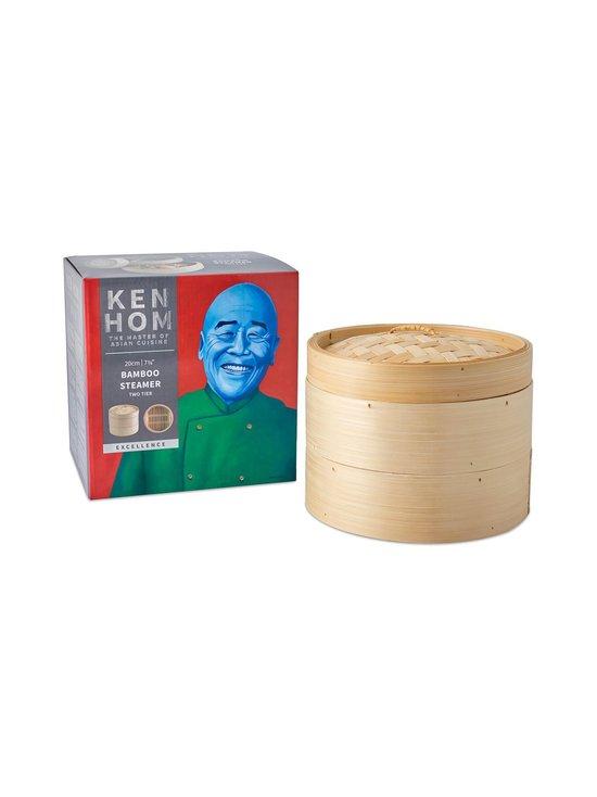 Ken Hom - Bamboo Steamer -höyrytyskori 20 cm - BAMBOO | Stockmann - photo 2