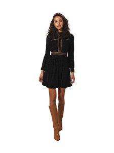 By Malina - Paolina Mini Dress -mekko - BLACK | Stockmann