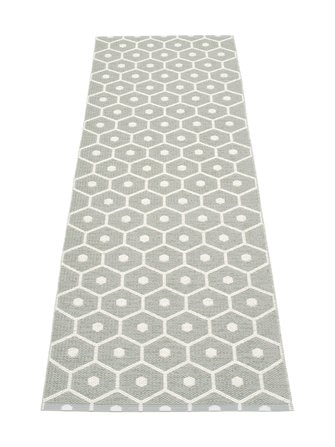 Honey plastic mat 70 x 100 cm - Pappelina