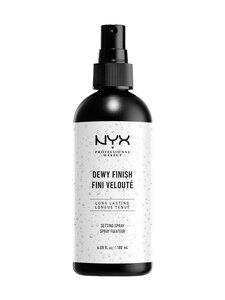 NYX Professional Makeup - Setting Spray Dewy Finish/Long Lasting -meikinkiinnityssuihke 180 ml | Stockmann