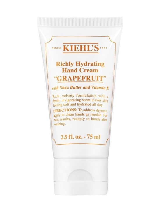 Kiehl's - Richly Hydrating Hand Cream Grapefruit -käsivoide 75 ml   Stockmann - photo 1
