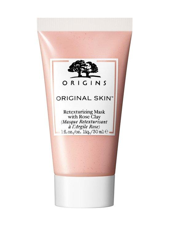 Origins - Original Skin Retexturizing Mask With Rose Clay -kasvonaamio 30 ml - NOCOL | Stockmann - photo 1