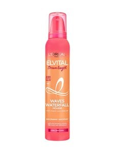 L'Oréal Paris - Elvital Dream Length Waves Waterfall -muotovaahto 200 ml | Stockmann