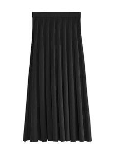 Filippa K - Ruby knitted skirt -hame - 1433 BLACK   Stockmann