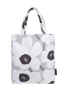 Marimekko - Notko Pieni Unikko -laukku - 998 GREY, LIGHT GREY, DARK GREY | Stockmann