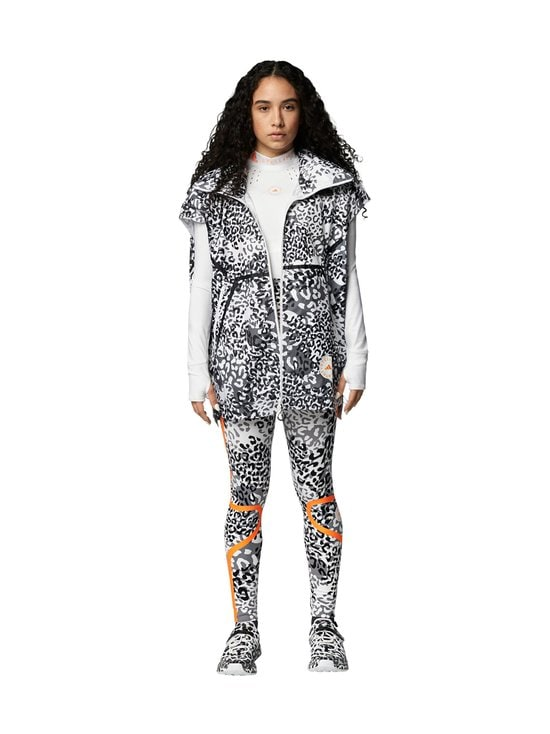 adidas by Stella McCartney - Truepace Gilet WIND.RDY -takki - WHITE/BLACK/ASH | Stockmann - photo 5