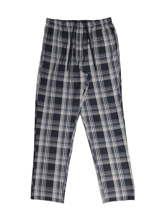 Schiesser - Pyjamahousut - BLUE CHECK (SINIRUUDULLINEN)   Stockmann - photo 1