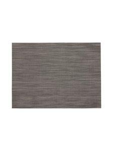 Chilewich - Tabletti 36 x 48 cm - MUSTA/HARMAA | Stockmann