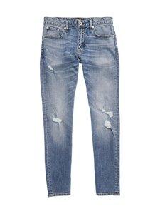 Superdry - Slim Jeans -farkut - 3BS KIRBY MID BLUE RIP | Stockmann