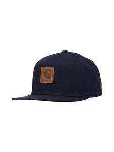 Carhartt WIP - Logo Cap -lippalakki - NAVY (TUMMANSININEN) | Stockmann