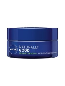 NIVEA - Naturally Good Regenerating Night Cream -yövoide 50 ml   Stockmann