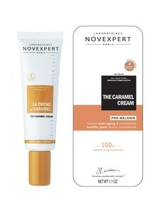 Novexpert - Pro Melanin Caramel Cream Medium -BB-voide 30 ml - null | Stockmann