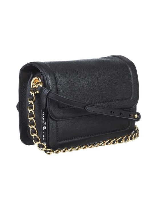 Marc Jacobs - The Cushion Bag -nahkalaukku - 001 BLACK | Stockmann - photo 2