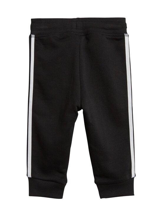 adidas Originals - Trefoil Hoodie -asu - BLACK/WHITE | Stockmann - photo 7
