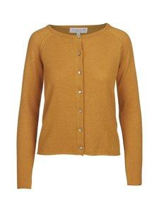 Rosemunde - Wool & Cashmere -neuletakki - 627 YELLOW | Stockmann