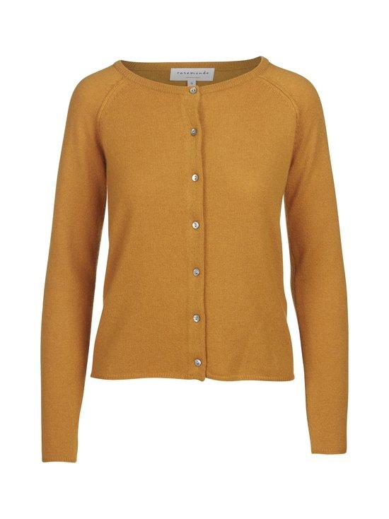 Rosemunde - Wool & Cashmere -neuletakki - 627 YELLOW | Stockmann - photo 1