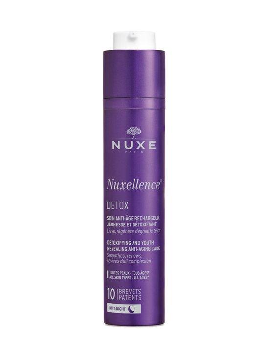 Nuxe - Nuxellance Detox Night Cream -tehoemulsio yöksi 50 ml   Stockmann - photo 1