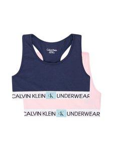 Calvin Klein Kids - Bralette-toppi 2-pack - 0VL 1UNIQUE/1BLACKIRIS | Stockmann
