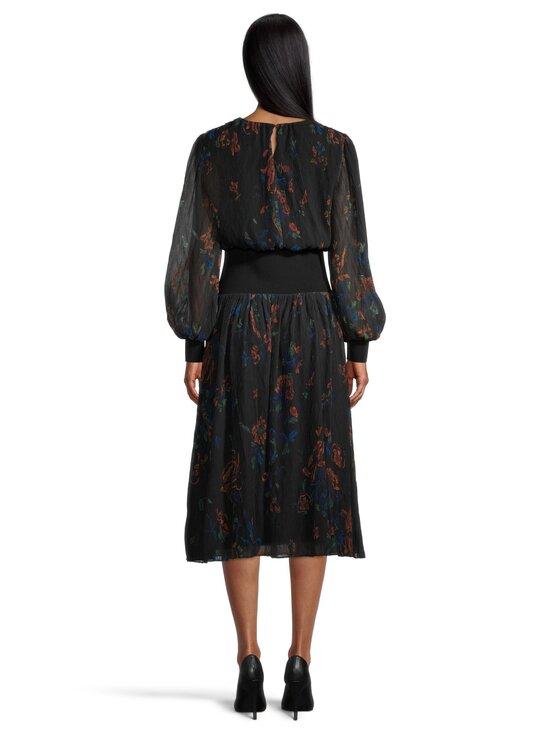 Tory Burch - Rib-Waist Dress -mekko - 967 BLACK CBO | Stockmann - photo 3