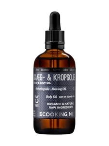 Ecooking - Men Beard Body Oil -öljy 100 ml - null | Stockmann