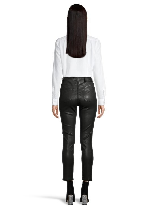 Trussardi Jeans - Sophie 208 Leather Effect -farkut - K299 BLACK | Stockmann - photo 3