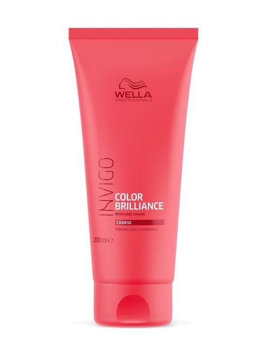Wella Invigo - Invigo Color Brilliance Conditioner -hoitoaine paksuille ja karheille hiuksille 200 ml - NOCOL | Stockmann - photo 1