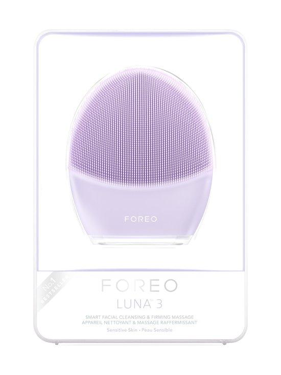Foreo - LUNA 3 Sensitive Skin -ihonpuhdistuslaite - LAVENDER | Stockmann - photo 5