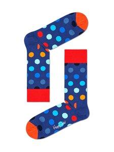 Happy Socks - Big Dot -sukat - 6502 BLUE | Stockmann