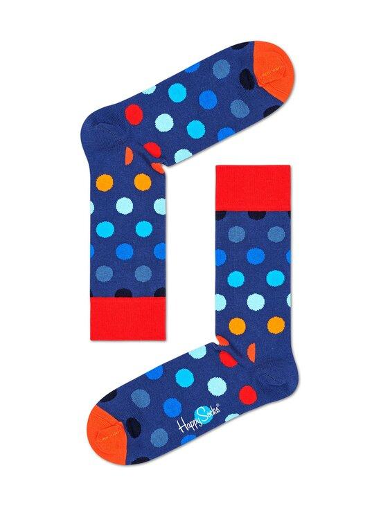 Happy Socks - Big Dot -sukat - 6502 BLUE | Stockmann - photo 1