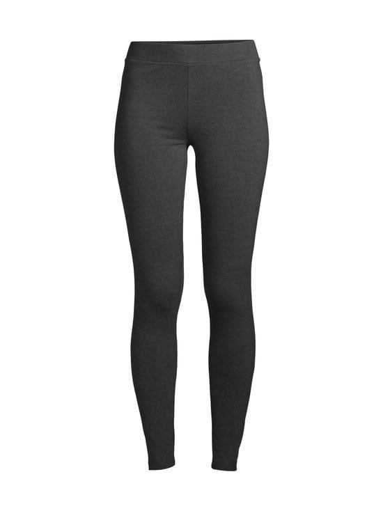 NOOM - Rebecca-leggingsit - DK. GREY MEL | Stockmann - photo 1