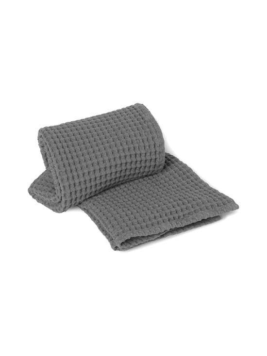 Ferm Living - Organic Bath Towel -kylpypyyhe 70 x 140 cm - GREY | Stockmann - photo 1