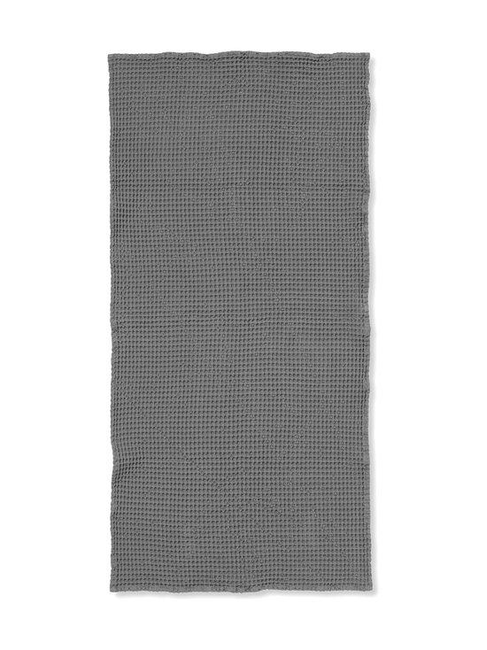 Ferm Living - Organic Bath Towel -kylpypyyhe 70 x 140 cm - GREY | Stockmann - photo 2