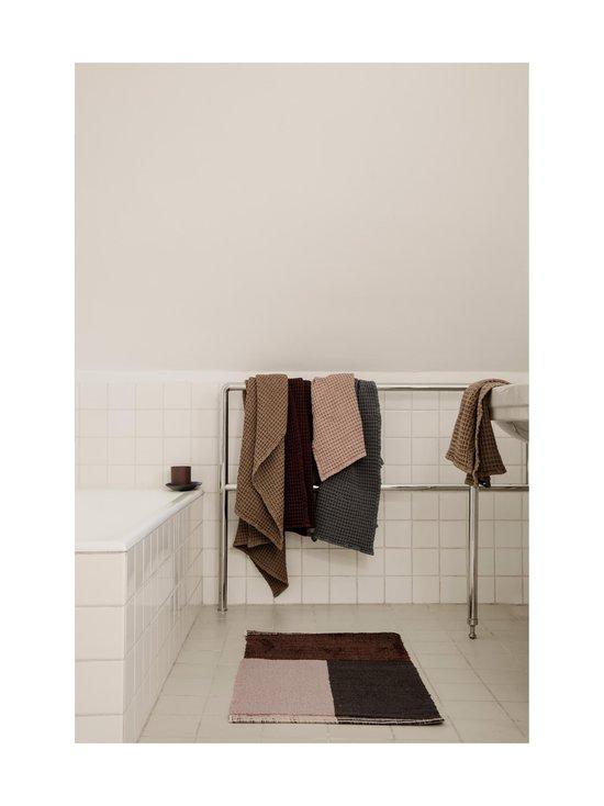Ferm Living - Organic Bath Towel -kylpypyyhe 70 x 140 cm - GREY | Stockmann - photo 3