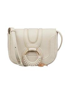 See By Chloe - Hana Shoulder Bag Mini -nahkalaukku - CEMENT BEIGE 24H | Stockmann