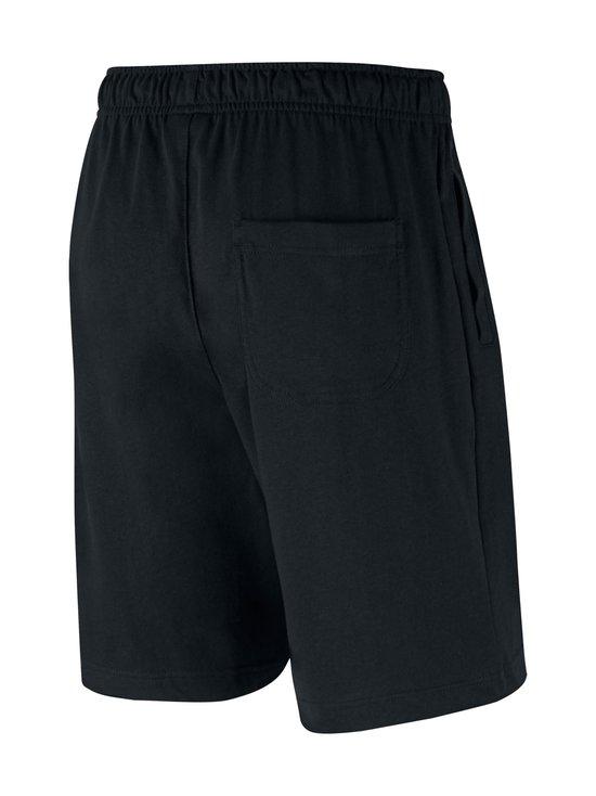 Nike - Sportswear Club Fleece -collegeshortsit - 010 BLACK/WHITE   Stockmann - photo 2