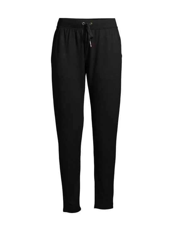 NOOM loungewear - Laura-pyjamahousut - BLACK | Stockmann - photo 1