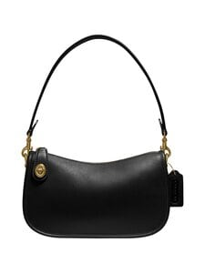 Coach - Swinger Bag -nahkalaukku - B4/BK B4/BLACK | Stockmann