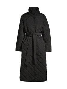 cut & pret - AMANDA quilted jacket -takki - BLACK | Stockmann