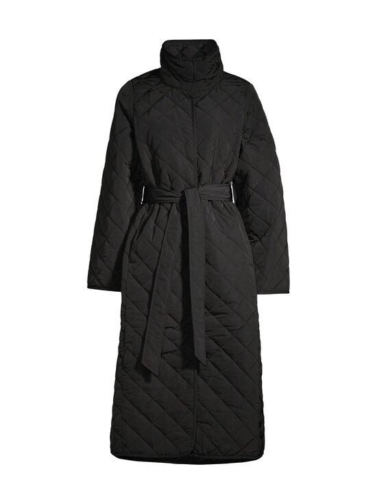 cut & pret - AMANDA quilted jacket -takki - BLACK   Stockmann - photo 1