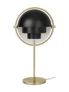 Gubi - Multi-Lite Table Lamp -pöytävalaisin - BLACK SEMI MATT | Stockmann