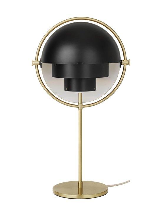 Gubi - Multi-Lite Table Lamp -pöytävalaisin - BLACK SEMI MATT | Stockmann - photo 1
