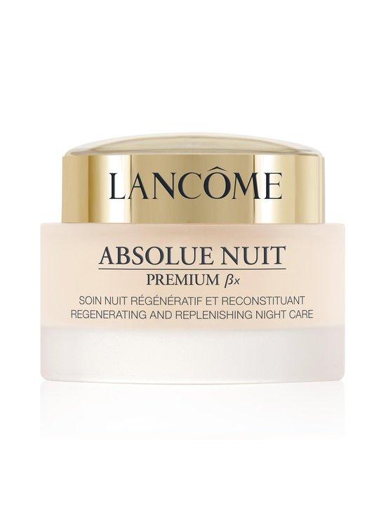 Lancôme - Absolue Premium Bx Night Cream -yövoide 75 ml | Stockmann - photo 1