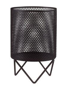 Mica - Lyhty 13 x 8,5 cm - BLACK | Stockmann