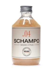 Bruns Products - Magic Citrus Shampoo nr4 -sitruunashampoo 330 ml | Stockmann