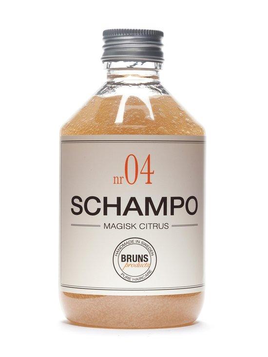 Bruns Products - Magic Citrus Shampoo nr4 -sitruunashampoo 330 ml - NOCOL   Stockmann - photo 1