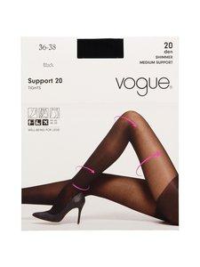 Vogue - Support 20 den -tukisukkahousut - MUSTA | Stockmann
