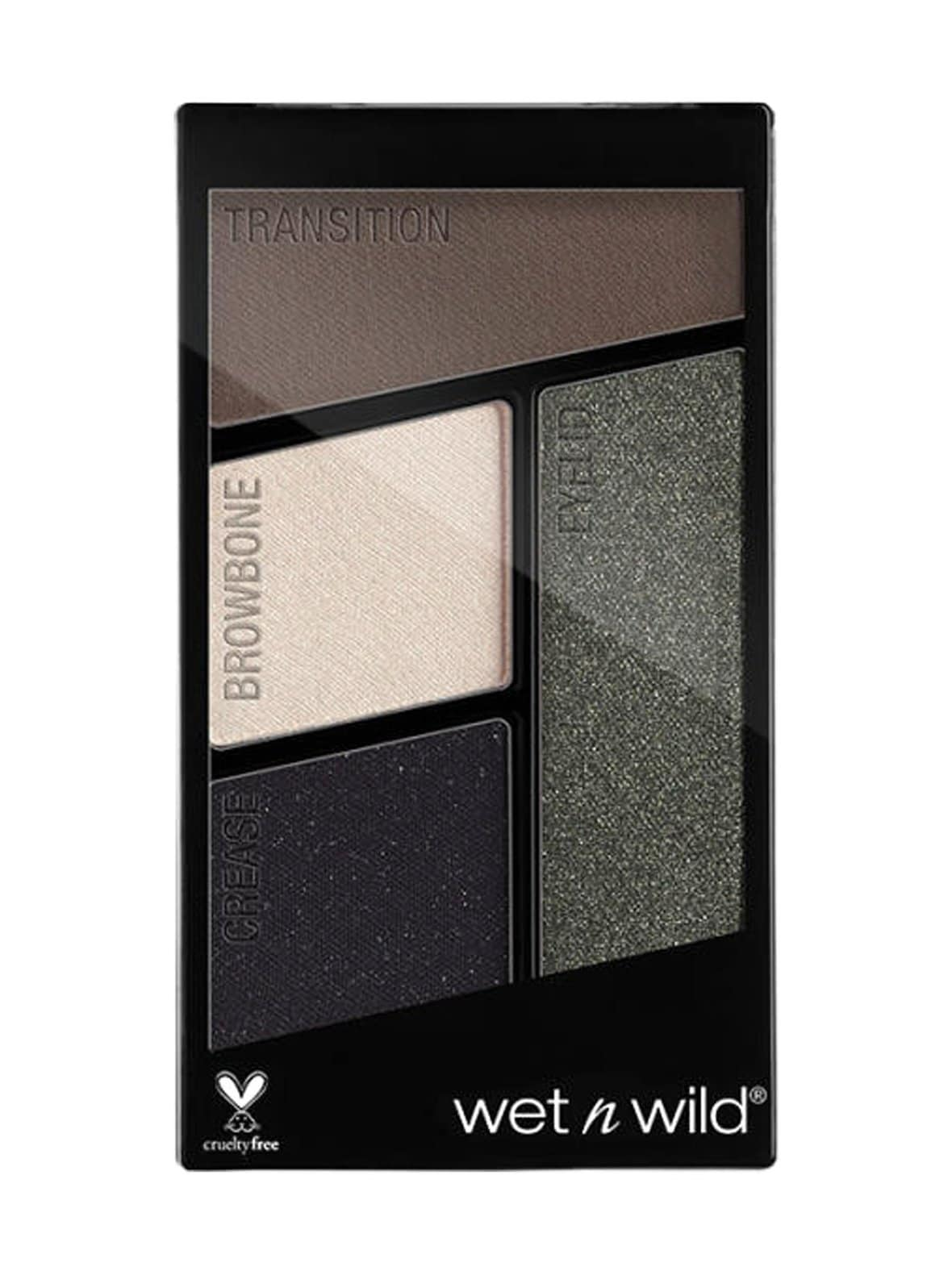 WET N WILD – Color Icon Eyeshadow Quads -luomiväripaletti